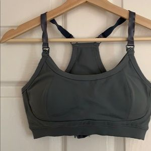Cadensahe nursing sports bra